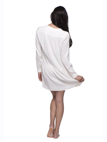 Ashley Tunic - Ivory