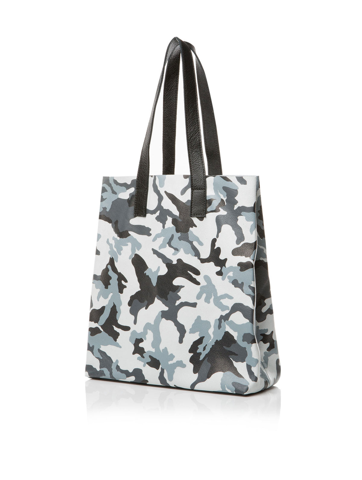 Marie Turnor - Trader New Camouflage Tote Bag - Amanda Mills Los Angeles