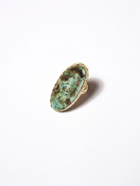 Pismo Turquoise Ring - Sage Lifestyle