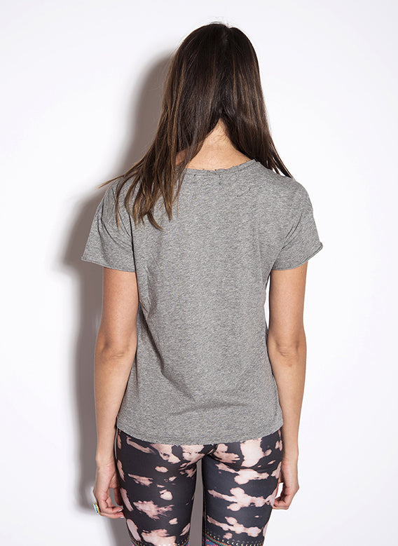 Stylestalker Distressed Texas Tee