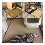 Cat Litter Trapping Mat ( Large Size)