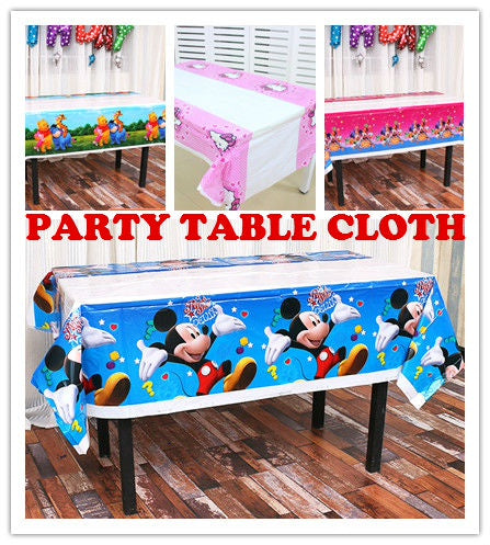 💖LOCAL SELLER💖FAST DELIVERY💖Party Table Cloth