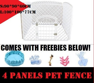 💖LOCAL SELLER💖Pet Playpen Net / Folding Portable Dog Fence Puppy Kennel/Pets Fence