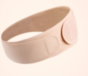 Beige Maternity Belt