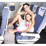 Inflatable Kids Travel Bed Foot Rest