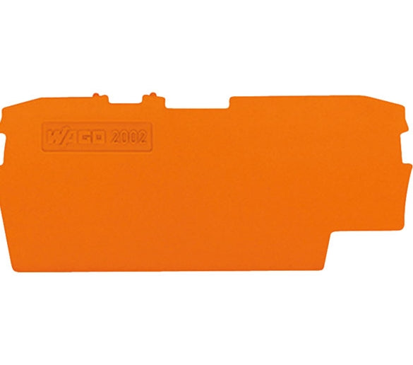 Wago 2002 Fuse Holder End Plate