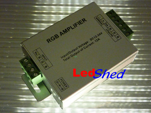 LED Driver Booster 3 Channel 4A Channel