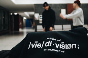 """Ohana X Vie Equipment"" Hoodie **PICKUP ONLY"