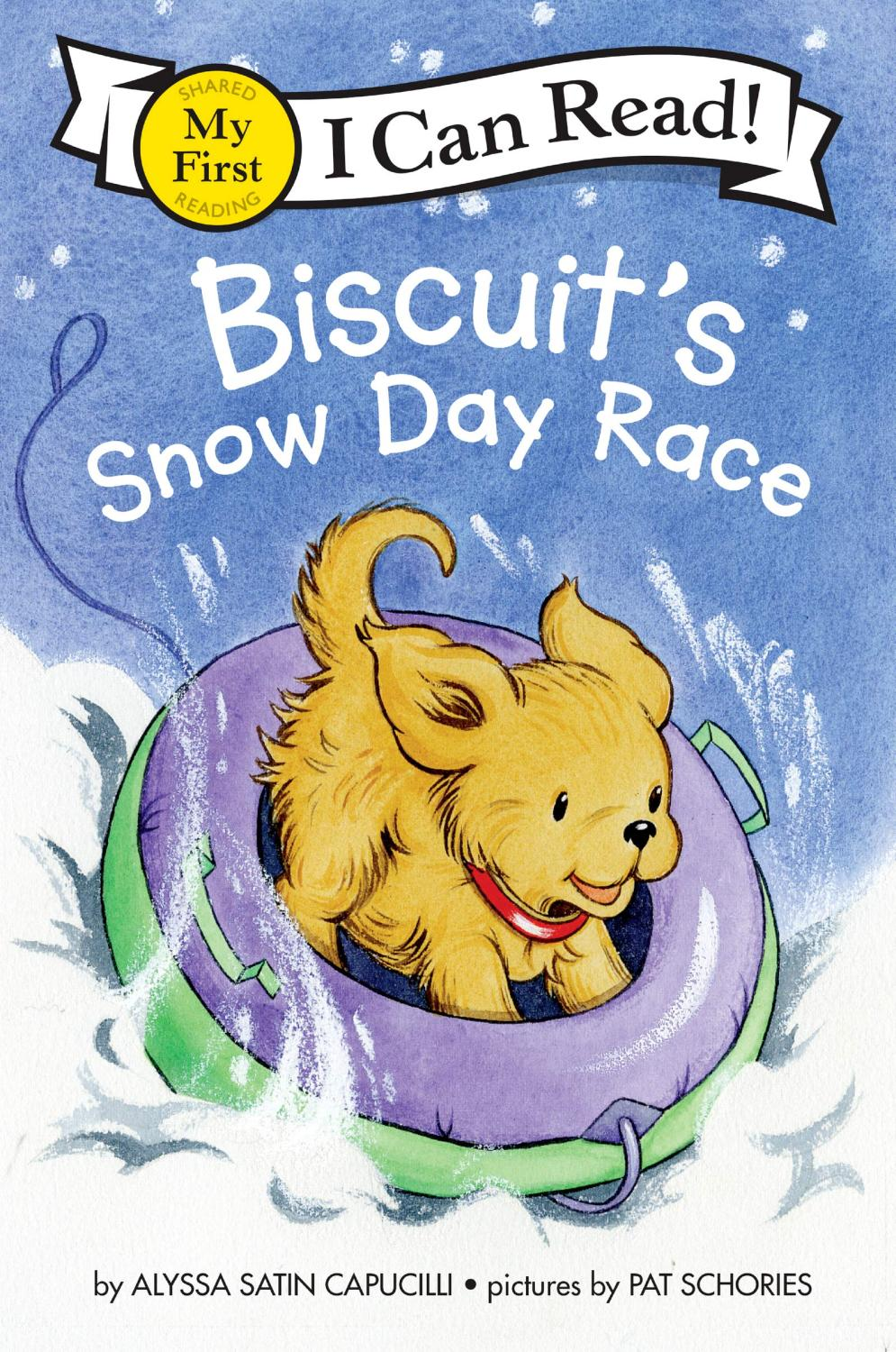 Biscuits Snow Day Race