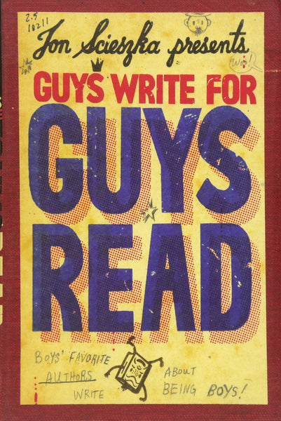 Guys Write for Guys Read