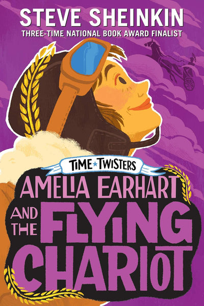 Amelia Earhart and the Flying