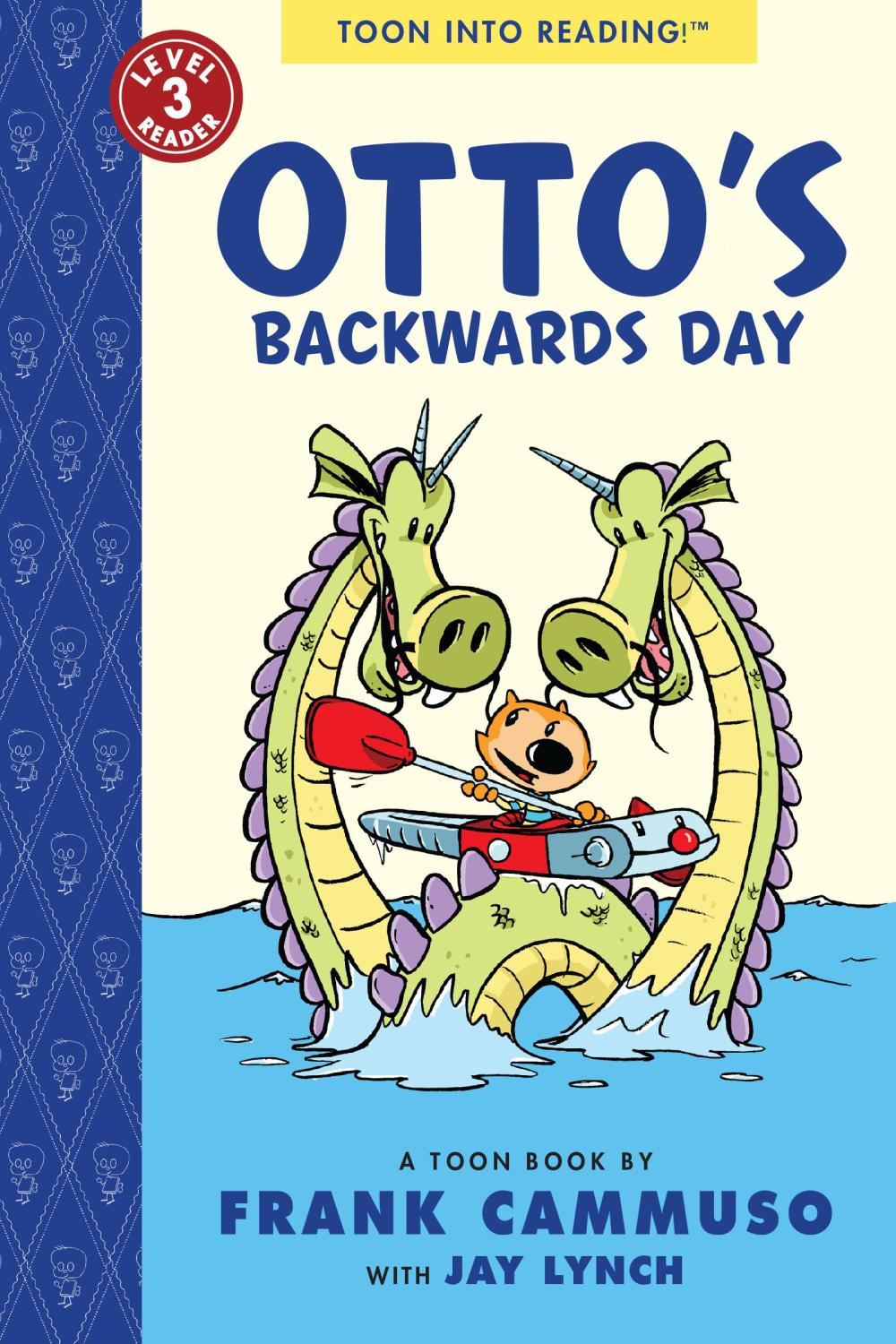Otto's Backward Day - Paperback