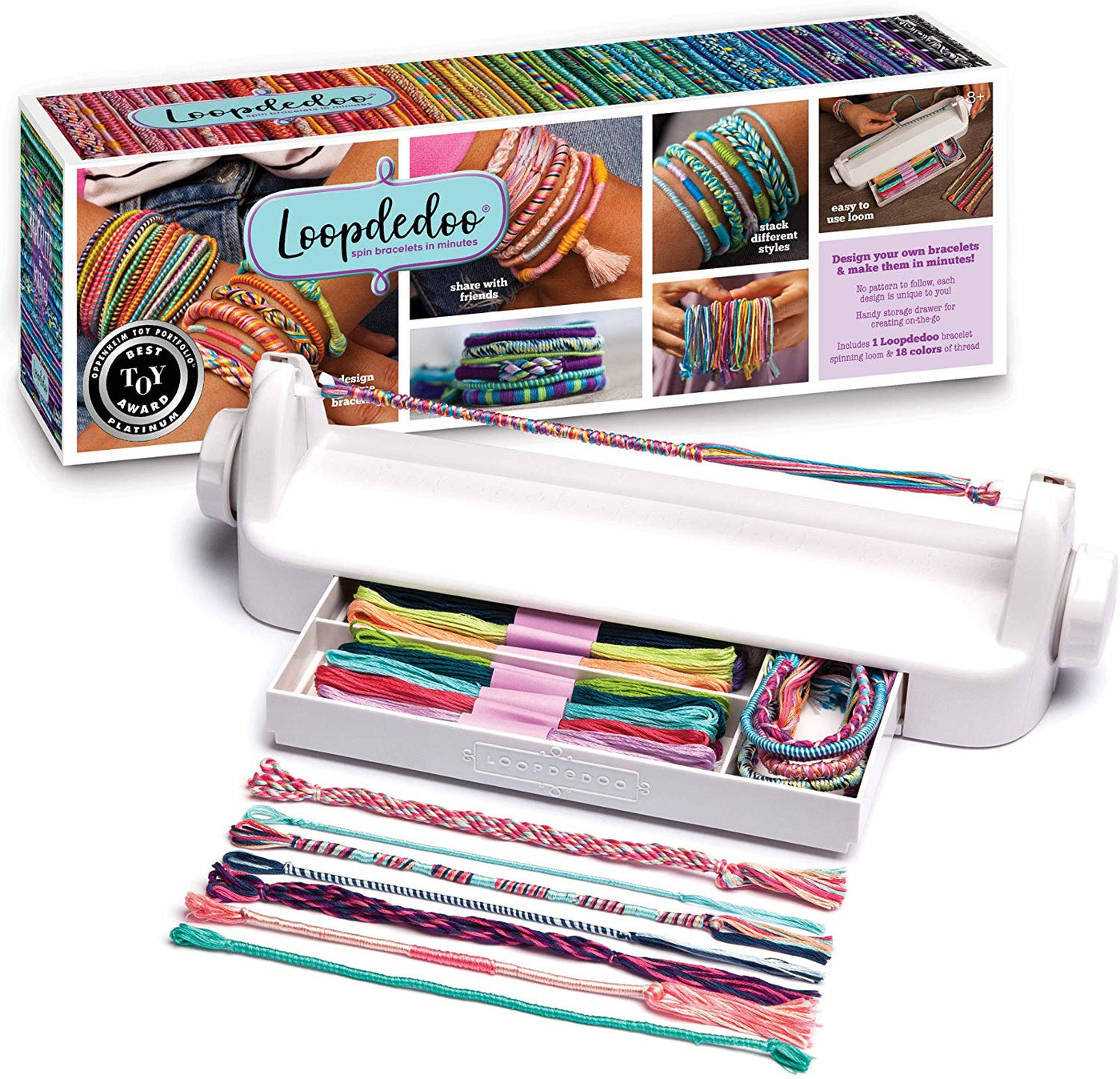 Loopdedoo Bracelet Making Kit