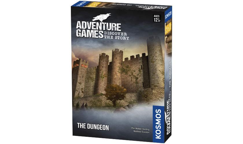 Adventure Game: The Dungeon