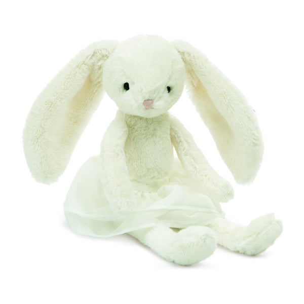 Arabesque Bunny Cream 10in.