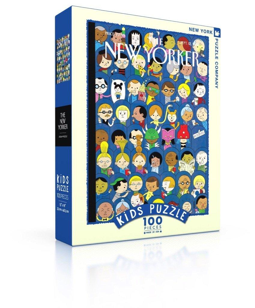 At the Movies 100pc Puzzle