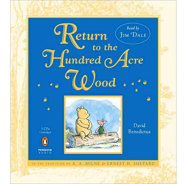Return to the Hundred Acre Wood (CD Audiobook)