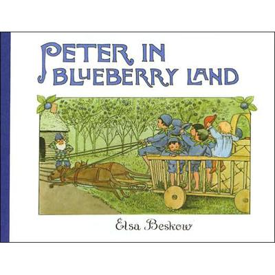 Peter in Blueberry Land (Mini Hardcover)