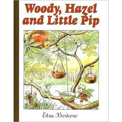 Woody, Hazel and Little Pip (Mini Hardcover)