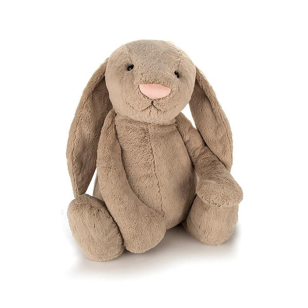 Bashful Beige Bunny Really Really Big 43in.