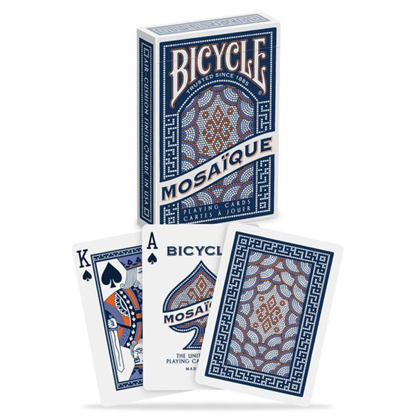 Bicycle Playing Cards: Mosaique