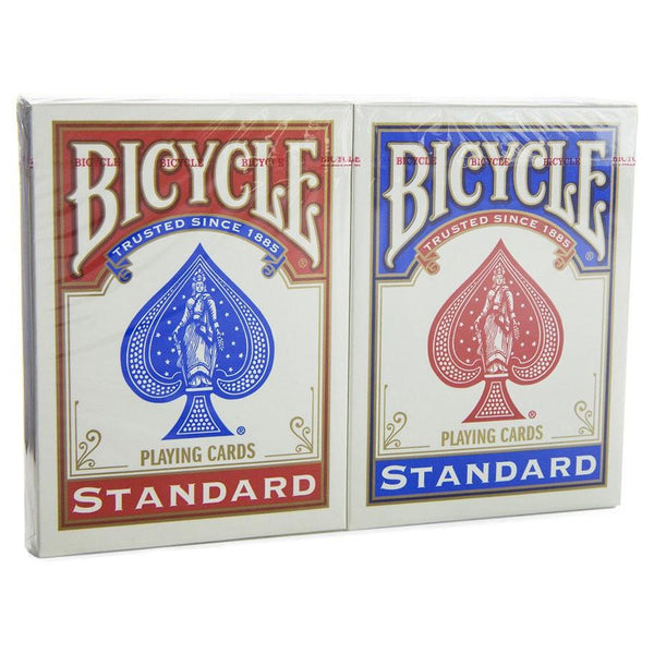 Bicycle Standard Playing Cards - Single Deck