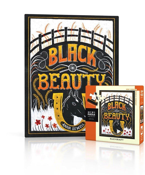 Black Beauty 100pc Mini Puzzle