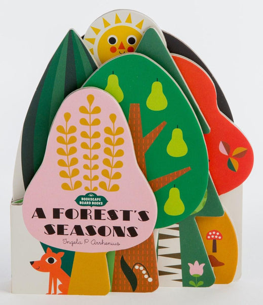 Bookscape Board Book: A Forest's Seasons