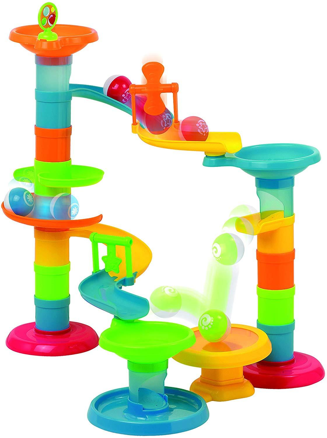 Bounce A Marble Racetrack