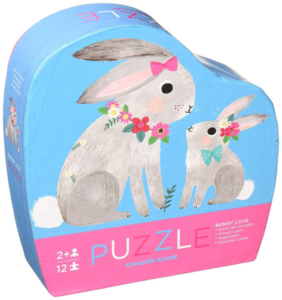 Bunny Love 12pc Puzzle