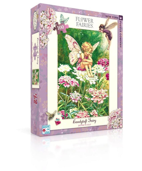 Candytuft Fairy 100pc Puzzle