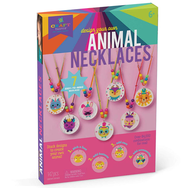 Design Your Own Animal Necklaces