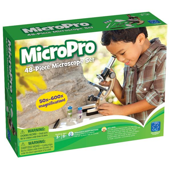 MicroPro 48 Piece Microscope Set