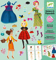 Fashion Paper Doll Set