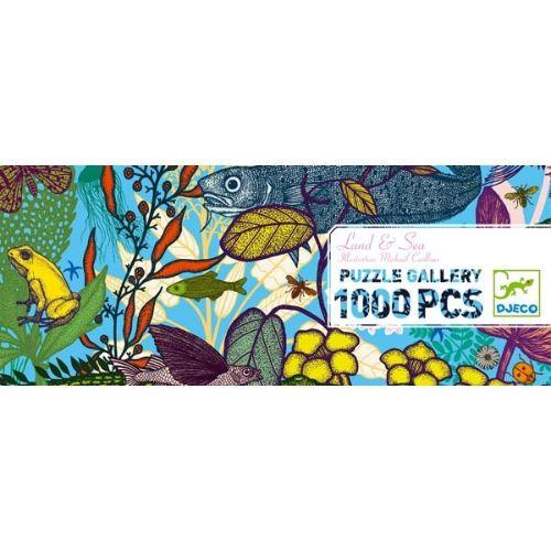 Gallery Puzzle Land Sea 1000pc. Puzzle
