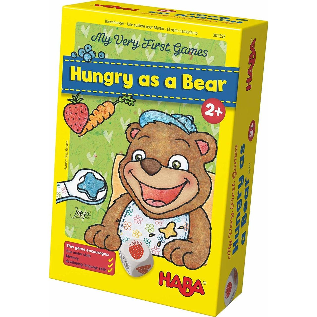 Hungry as a Bear - My Very First Games