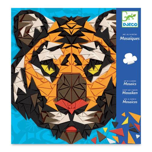 Khan Wild Animal Mosaic Kit