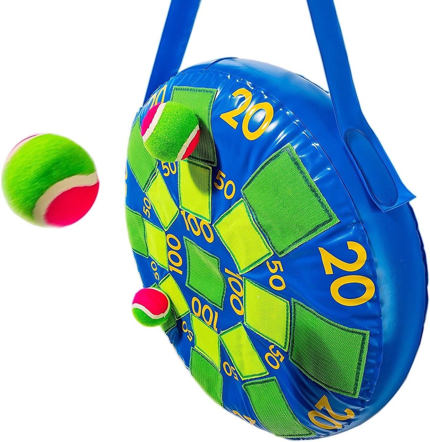 Kids Dart Board - Inflatable Dart Ball Game