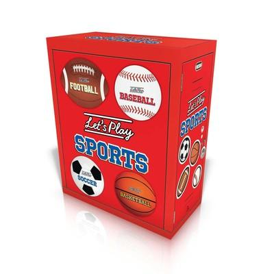Let's Play Sports Boxed Set
