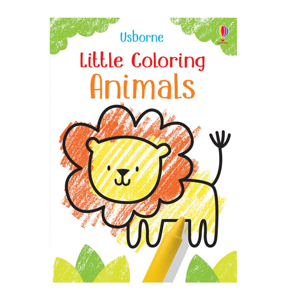 Little Coloring Animals