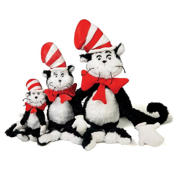 The Cat in the Hat Small Plush