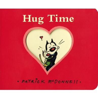 Hug Time (Board Book)