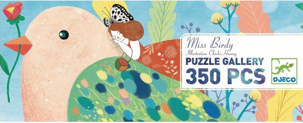 Miss Birdy 350pc. Gallery Puzzle