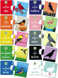 Birds 2pc Color Puzzles