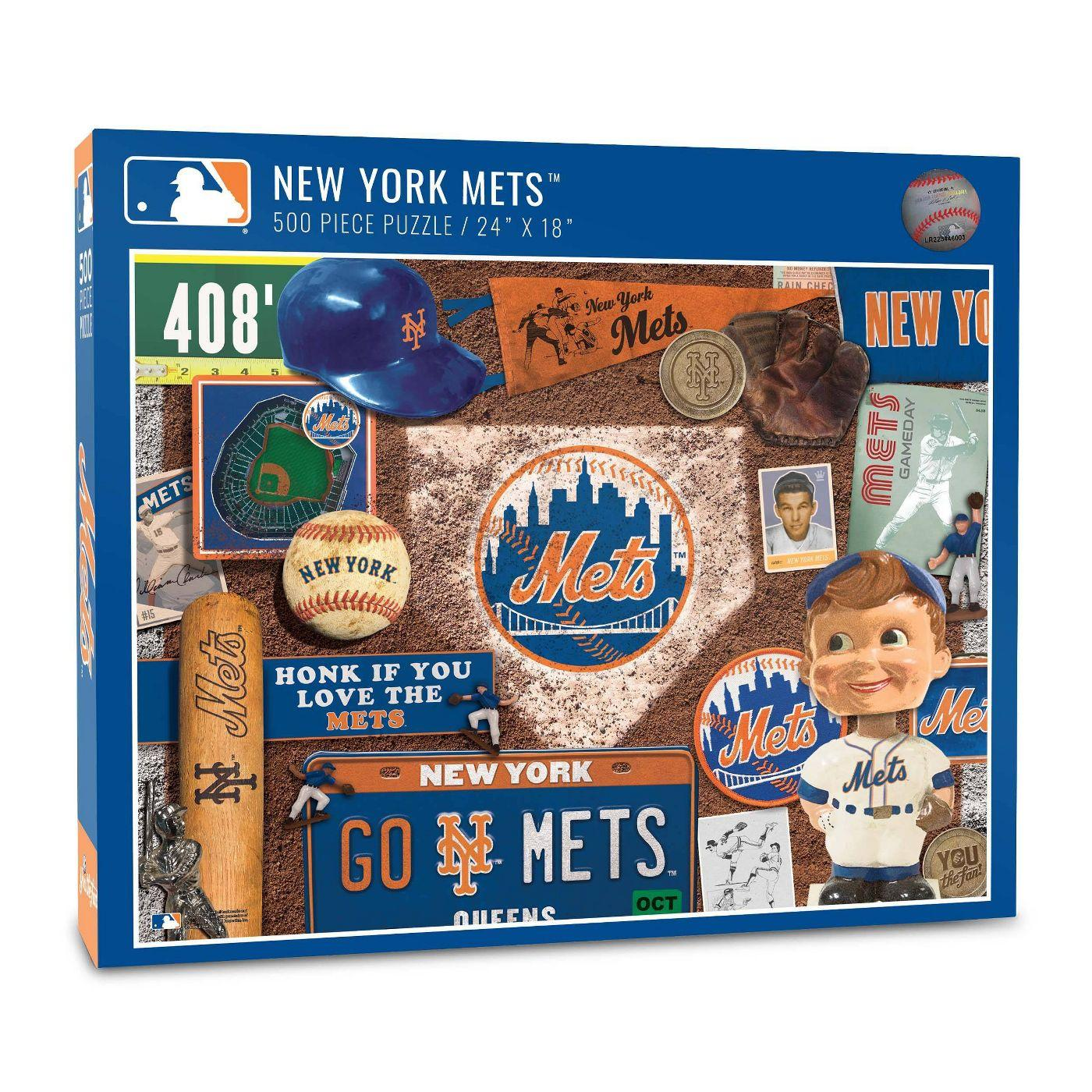 New York Mets 500pc Puzzle