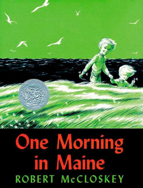 One Morning in Maine (PB)