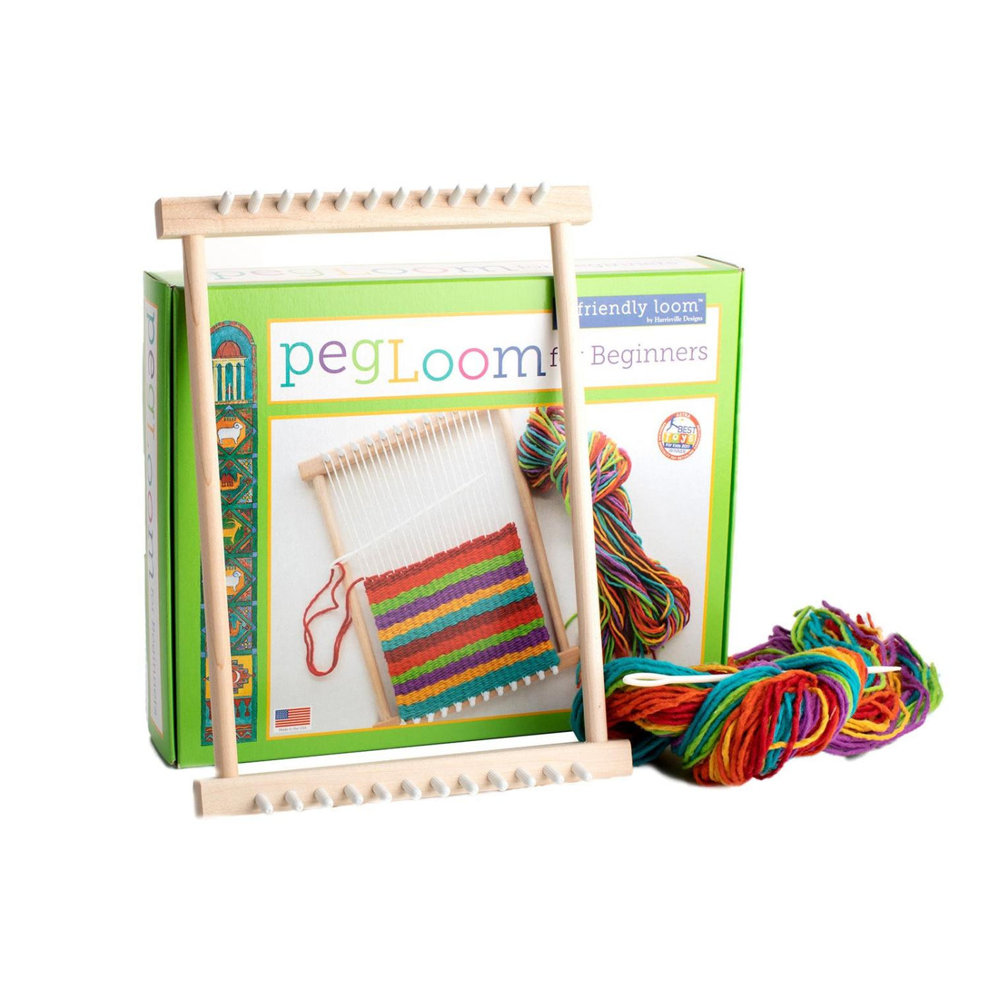 Pegloom With Accesories