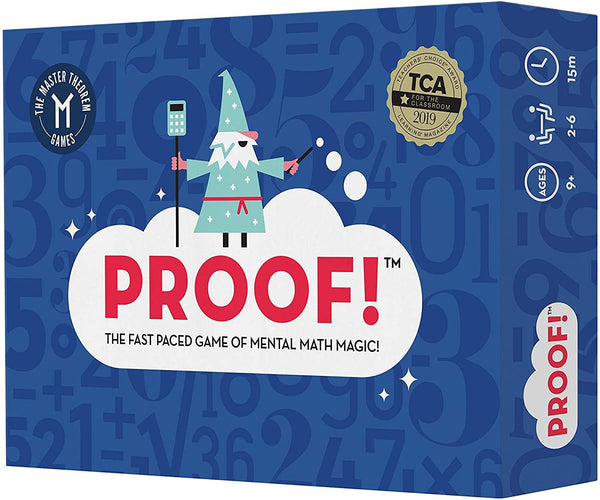 Proof! Math Game