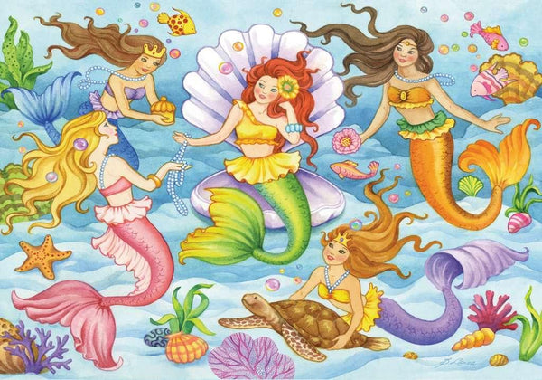 Queens of the Ocean 35pc Puzzle