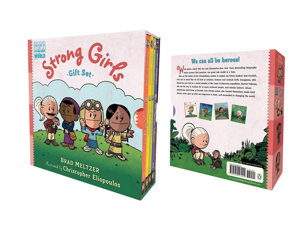 Storng Girls Boxed Set